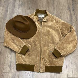 Vintage Stetson Dark Brown 3X Beaver Rancher Cowboy Hat